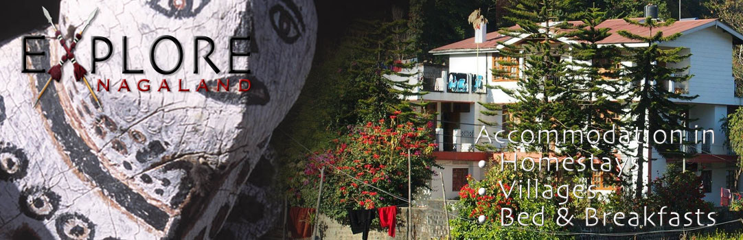 Homestays run by Explore Nagaland