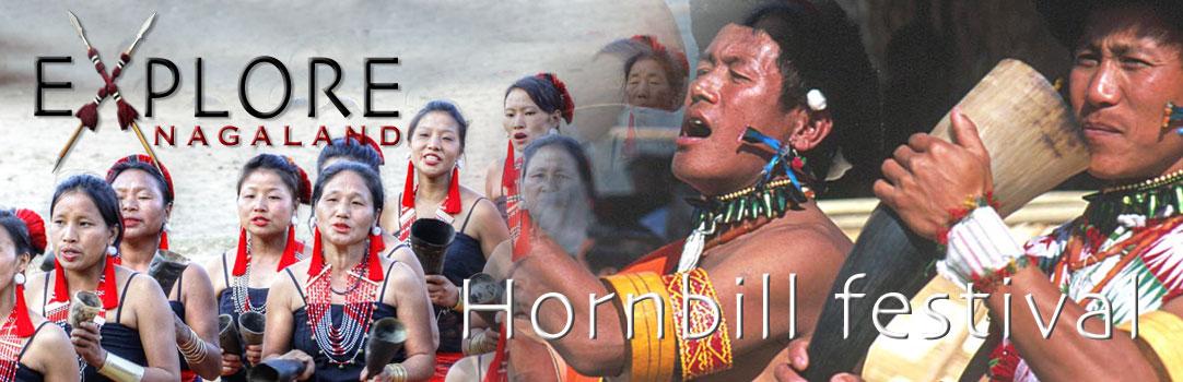Hornbill festival, Kisama Heritage Village, Nagaland