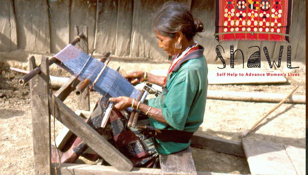 Weaving, Fakim - SHAWL, Self Help to Advance Women's Lives