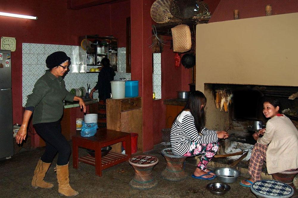 Greenwood Villa Homestay in Kigwema KItchen
