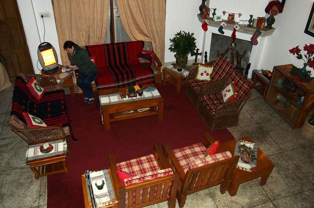 Greenwood Villa Homestay in Kigwema Living Room